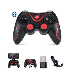 Games For Smartphones Australia - GEN GAME X3 Wireless Bluetooth Gamepad Game Controller Joystick for iOS Android Smartphones Tablet Windows PC TV Box with holder