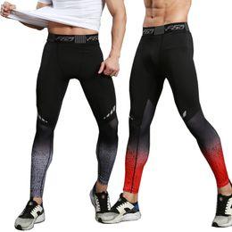 $enCountryForm.capitalKeyWord Australia - Fitness Men's Running Tights Print Bodybuilding Sport Leggings Recreational Sportswear Plus Size Elastic Pants