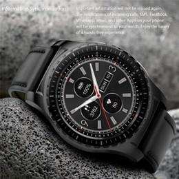 $enCountryForm.capitalKeyWord Australia - Smart Watch+earphone set Smartwatch Women for Samsung Gear S3 with Heart Rate Monitor with SIM TF Card Slot VS KW28 KW88pro