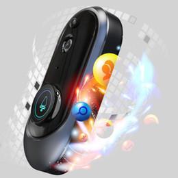 Smart doorbell camera online shopping - New P Smart Video Doorbell Wireless Home Security Camera Batteries Way Talk Night Vision PIR Detection Camera by ottie