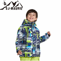 $enCountryForm.capitalKeyWord Australia - SJ-Maurie Outdoor Sportwears Kids Clothes Winter Ski Suit Windproof Snowboarding Jackets Winter Snow Girls Clothes Boys