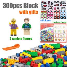 $enCountryForm.capitalKeyWord UK - 300pcs Classic Building Block Set Technic City Creator House DIY Creative Brick Designer Part Bulk Pack Construction Model Educational Toy