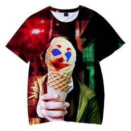 $enCountryForm.capitalKeyWord Australia - BTS 2019 New drop shopping Joker 3D t-shirts Boy girl Children's wear summer Hip hop cool Casual t shirts Short Sleeve Clothes
