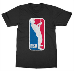 $enCountryForm.capitalKeyWord Australia - FSH T-Shirt Fishing Line Cast Hook Spinner Bait Catch Water Boat Fisherman BiteFunny free shipping Unisex Casual Tshirt