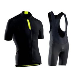 $enCountryForm.capitalKeyWord Australia - 2019 NW Cycling Jersey Short Sleeve Bib shorts suit men Racing Bike mountain Clothing Set Maillot Bicycle Clothes uniform