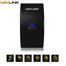 Venta al por mayor de Wavlink 300 Mbps Wi-Fi Extensor de largo alcance Wifi inalámbrico 2.4G Red WiFi Señal de fácil configuración Punto de acceso