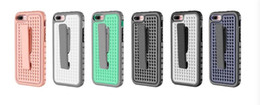 $enCountryForm.capitalKeyWord Australia - 2017 Robot Case Heavy Duty Rugged TPU PC protective cover for Plus 7 Samsung Galaxy S6 S7 edge cases with without kickstand