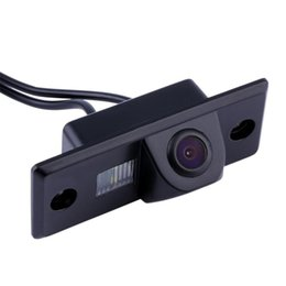 camera wholesalers Australia - Car Reverse Camera for Volkswagen Golf Jetta Passat Polo Touareg Backup Rearview Parking Reversing Cam Auto Vehicle Rear View Free Shipping