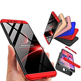 $enCountryForm.capitalKeyWord Australia - Luxury Ultra-Thin ShockProof Hybrid Full Screen Protector PC Hard Matte Phone Case Cover For Samsung Galaxy S6 S7 Edge S8 S9 Plus Note 8 9