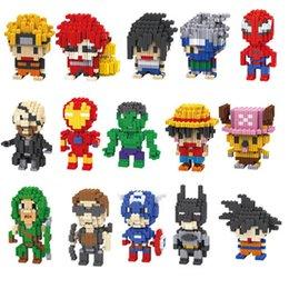 Model Building Smart Legoing Marvel Dc Super Heroes Avengers Hulk Loki Iron Man Deadpool Joker Batman Legoing Superheroes Models Building Blocks Toys