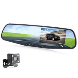 $enCountryForm.capitalKeyWord UK - 4.3 inch Full HD 1080P Car Dash Cam Night Vision Car DVR Dual Camera Recorder