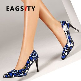 ac6ca7cc1db8 Dress Pumps Women High Heel Shoes Pointed Toe Slip On Stiletto Heels For  Party Dance Outdoor Shopping Fashion Sex