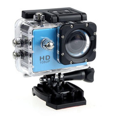 a9 action camera Canada - Cheapest Best Selling SJ4000 A9 Full HD 1080P Camera 12 MP 30M Waterproof Sport Action Camera DV CAR DVR