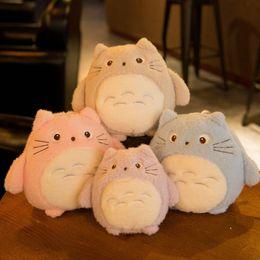 $enCountryForm.capitalKeyWord Australia - Lovely Totoro Plush Toys Stuffed Animals Doll High Quality Kawaii Movie Character Totoro Cartoon Soft Toy Kids Toys Christmas Gift 1253