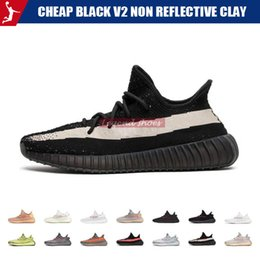 Shoe Cream Cheap Australia - Cheap Black V2 Non Reflective Clay True Form Hyperspace Static Running Shoes Mens Womens Designer Sneakers Discount Tennis Walking Shoe