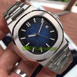 $enCountryForm.capitalKeyWord Australia - Nautilus Watch Men Japan Automatic Luxury Watches 5711 Silver Stainless Strap Blue Dial Mens Mechanical Montre De Luxe Designer Wristwatches