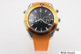 $enCountryForm.capitalKeyWord Australia - luxury men's quartz movement hippocampus series 23232422101001 orange rubber strap oneway rotating bezel master watch
