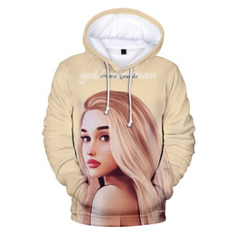 $enCountryForm.capitalKeyWord NZ - Ariana Grande Hoodies Mens Womens Kpop Hoodies Fashion 3D Digital Print Boys Warm Sweatshirts Long Sleeve Plain Hoodie XXS-4XL