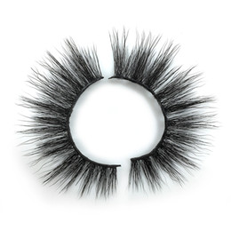 silk naturals UK - A14 The newest A pair of mink false eyelashes cross eyelashes thick hot sales false eyelash ripple silk eyelash
