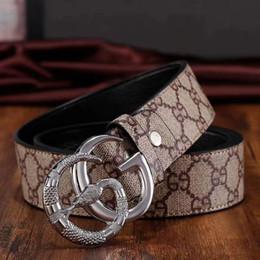 G F Australia - Luxury High Quality Designer Belts Fashion Geometric pattern G H L buckle belt mens womens belt ceinture F optional attribut