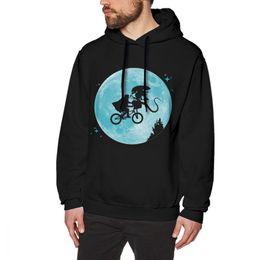 Chinese  Aliens Xenomorph Sweatshirt Men's Quality Vintage Style hoodies Round Collar manufacturers