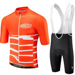$enCountryForm.capitalKeyWord UK - 2019 Morvelo PRO men Short Sleeves cycling jersey Bib shorts suit Ropa Ciclismo Summer quick dry Bicycle Maillot Breathable