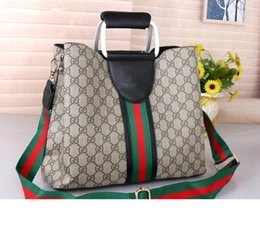 $enCountryForm.capitalKeyWord Australia - 2019 New High shoulder bag handbags Clutch Bags new hit color Ling grid Messenger bag simple chain package cross Body bags