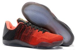 $enCountryForm.capitalKeyWord Australia - Cheap Sale kobe 11 Low Basketball Shoes Sports for Top quality Men KB 11s Mentality 3 3M Black Wine Red Training Sneakers 7-12