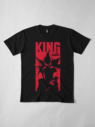 $enCountryForm.capitalKeyWord Australia - Yu-gi-oh Yami Shadow King Of Games Black T-Shirt Funny free shipping Tshirt top
