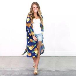 Women's Clothing Original Women Pullover Square V-neck Swimsuit Cover Up Bohemian Rainbow Large Sunflower Printed Chiffon Cape Shawl Oversized Loose Kimon