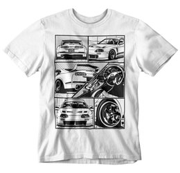 $enCountryForm.capitalKeyWord Australia - 2019 Fashion Summer T Shirt FRAGMENT T-Shirt White S-3XL JDM Boost Turbo Japanese car fans Racing Race Tee Shirt