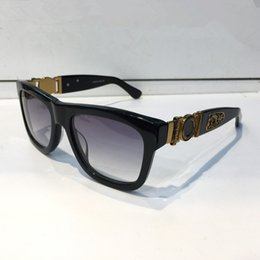 $enCountryForm.capitalKeyWord Australia - 426 Sunglasses Rimless Frame Connection Lens UV400 Men Designer UV Protection Lens Steampunk Summer Square Style Comw With Package