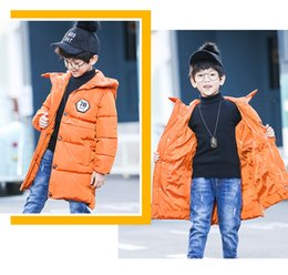Baby Camouflage Jackets Australia - Boys Warm Winter Coat Baby Parkas For boys Camouflage Infant Overcoat Children's Winter Jackets