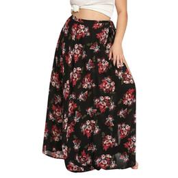 0cdcd1048 Falda Plisada Mujer Gasa Online   Faldas Maxis De Gasa Plisada Mujer ...