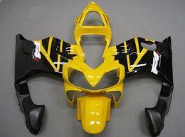 $enCountryForm.capitalKeyWord Australia - 3Gifts New Injection Mold ABS Fairing kits Fit for HONDA CBR 600 F4i fairings 2001 2002 2003 CBR600 FS F4i body 01 02 03 yellow black color