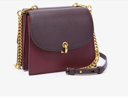 New Model Ladies Handbags Australia - New model new handbags luxury handbag designer shoulder bag High quality latest ladies chain shoulder bag Cross Body bag free shopping