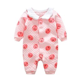 039c1d42e Newborn Clothes Baby Girl Romper Cotton Long Sleeve Toddler Infant Clothing  Cartoon New Born Baby Girls Rompers Jumpsuit Carters Sets