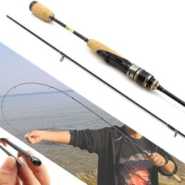 $enCountryForm.capitalKeyWord Australia - Promotion! 1.8M wooden handle lure rod Ultra light Spinning fishing rod 2-6g Lure Weight 3-7lb line weigh carbon rod ul power 182cm