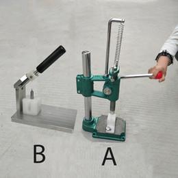Ingrosso Press Machine per M6T Cell Vape Cartucce manuali manuali Compressor Manualmente Presser Machine 510 Vape Pen M6T Atomizzatore Presser