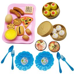 $enCountryForm.capitalKeyWord Australia - 31 PCS Fun Play Food Set for Children Kitchen Cooking Kids Toy Lot Play House M09 SH190907