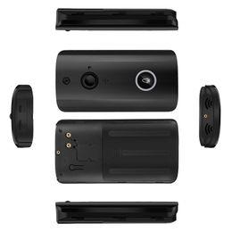 $enCountryForm.capitalKeyWord Australia - Freeshipping 720P Wifi Smart Night-Vision Wireless Security Doorbell Smart Visual Intercom Recording Remote Home Monitoring