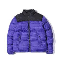2019 Nuevos hombres de invierno Manténgase caliente Chaqueta de North Down Corta desmontable Espesar Moda Juvenil Pato blanco Cara abrigo a prueba de viento Manga 968 en venta
