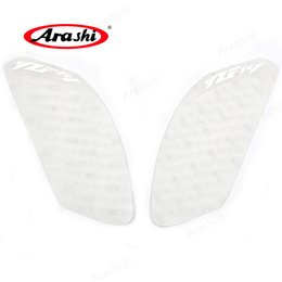 $enCountryForm.capitalKeyWord Australia - Arashi For YAMAHA YZF R1 2009 - 2014 Anti slip Gas Tank Pads Knee Grip Pad Protector Stickers YZF-R1 2010 2012 2011 2013