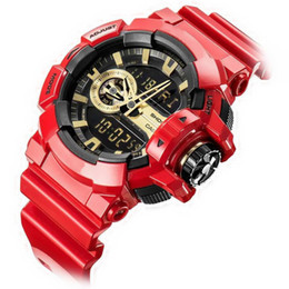 $enCountryForm.capitalKeyWord Australia - Luxury Designer Sport Mens Watches Dorpship Urban Style Waterproof Shock Rubber Strap Wriistwatches With Box Best Selling Good Gift For Man