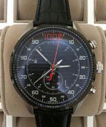 $enCountryForm.capitalKeyWord Australia - Luxury Swiss Top Tags 1000 Stainless Stopwatch Men Sport Quartz Chronograph Watches Black Leather Mens Fashion Wristwatches Gift Box