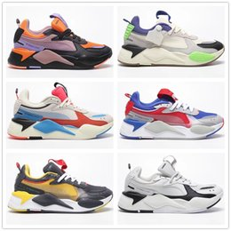 Discount soft toys cuttings - New Brand RS-X RS Reinvention Toys Mens Running Shoes Hasbro Transformers Casual Womens rs x Designer Sneakers Dad shoes
