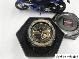 $enCountryForm.capitalKeyWord Australia - Gst-210 Classic Men S Waterproof Date Leather Strap Sport Quartz Army Watch Wristwatch Clock Gift Retro Design