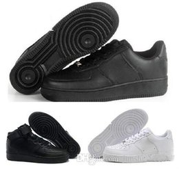 $enCountryForm.capitalKeyWord Australia - 2018 new style Casual New Forces White black Low High Cut Mens Women outdoor walking Shoes Classical Men shoes