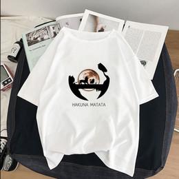 Best friend clothing online shopping - Lion King Simba Best Friend women clothes harajuku kawaii t shirt plus size women t shirt