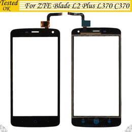 $enCountryForm.capitalKeyWord Australia - 5'' Mobile Touch Screen For ZTE Blade L2 Plus L370 C370 L2Plus Touch Screen Panel Sensor Digitizer Front Glass